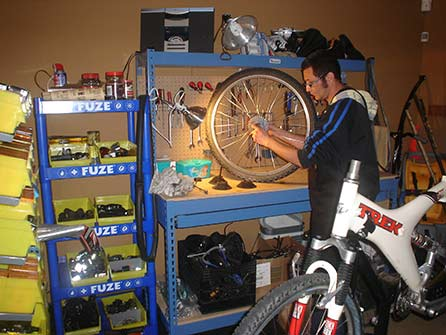 Bike Tune-ups and Repairs
