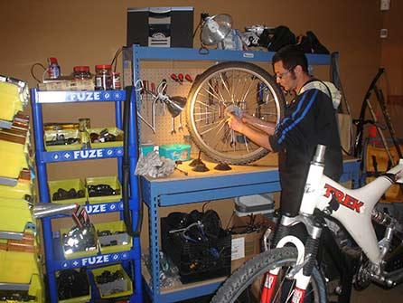 Bike Tune-ups and Repairs