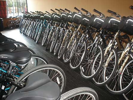 Your San Francisco Bike Rental Store