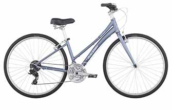 Women's Comfort Hybrid Bikes: $8.00/hr (min.2 Hours) $27 For 24 Hours