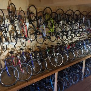 Used and New Bikes San Francisco