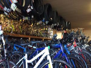 Used and New Bikes San Francisco