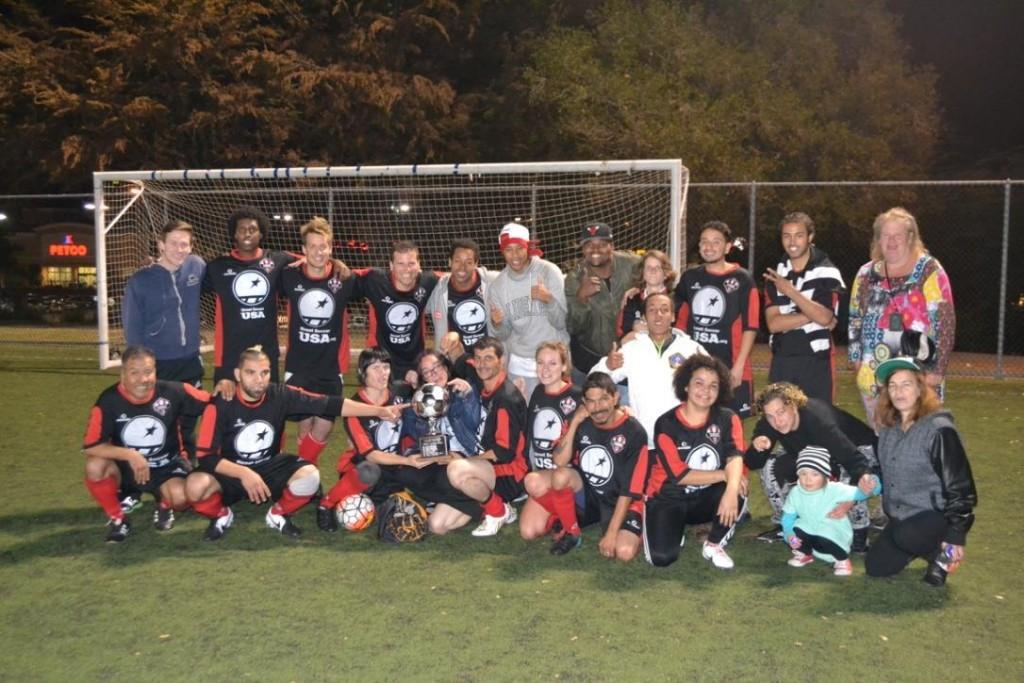 Street Soccer USA Team