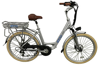 Electric Bikes: $8.00/hr (min.2 Hours) $27 For 24 Hours